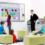 monitor interaktywny led myboard 55